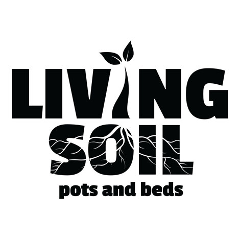 Living Soil Pots And Beds Logo
